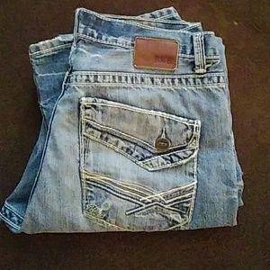 Men's BKE Tyler Straight Jeans 34x32